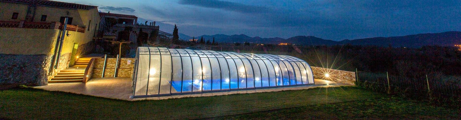 Proyecto piscina cubierta