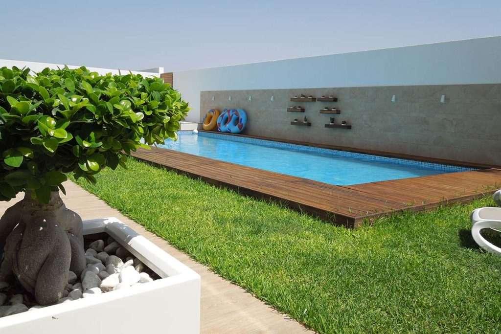 És important conèixer els materials sostenibles per vorejar la piscina