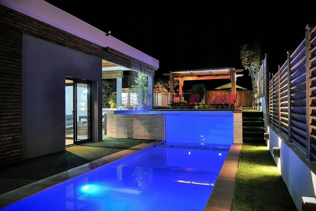 Finistres i piscines de Plexiglas