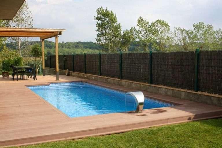 Escollir una piscina, Piscina d'acer, Espai Piscines Graf
