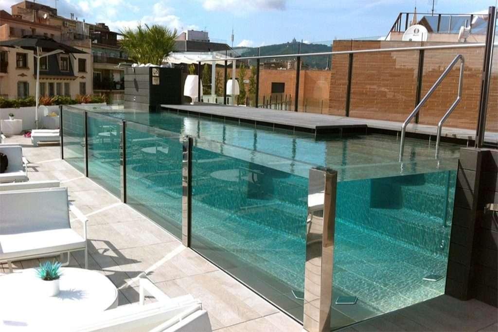 Instalar una piscina en la terraza, Espai Piscines Graf