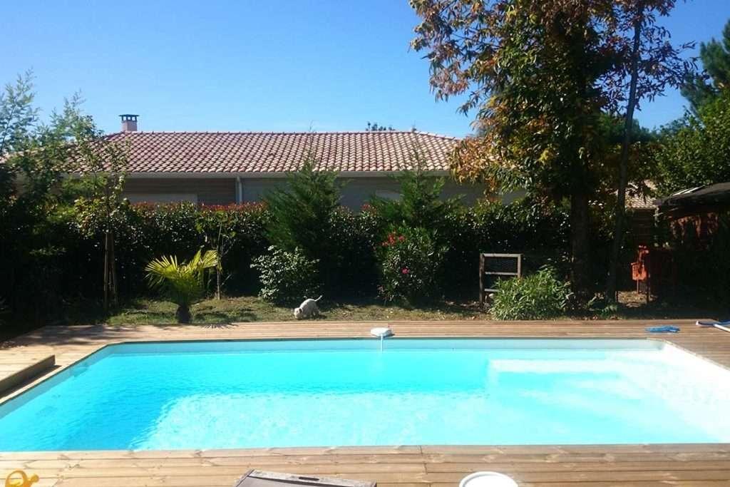 Models de piscines per a particulars, Piscina de polièster rectangular, Espai piscines Graf, GRAF-TULIPA